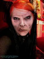 gothic gurl by kevnk