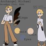 Character Sheet: Archangel Michael