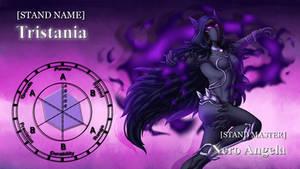 JJBA Fanmade Stand - Tristania
