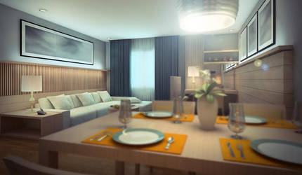 APARTMENT by ivanth