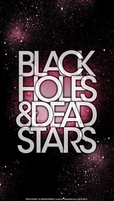Black Holes by Anton101
