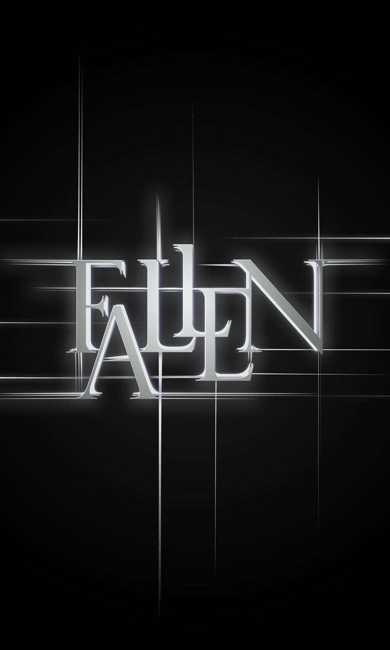 Fallen by Anton101 I Love Typography #2