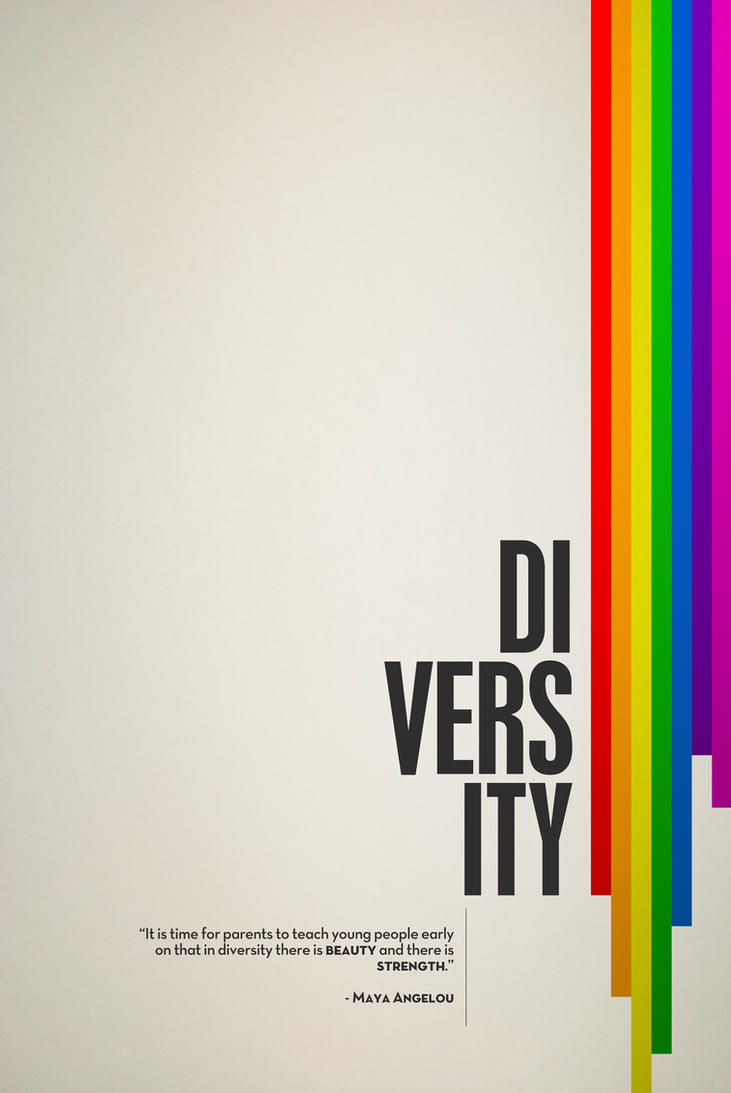 Diversity by Anton101