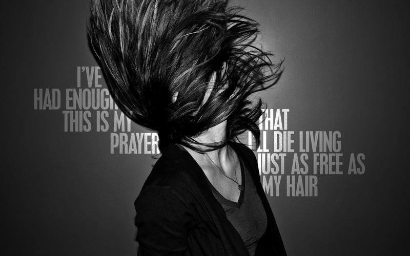 Free As Hair by Anton101