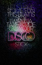 Disco Stick: Take a Ride by Anton101