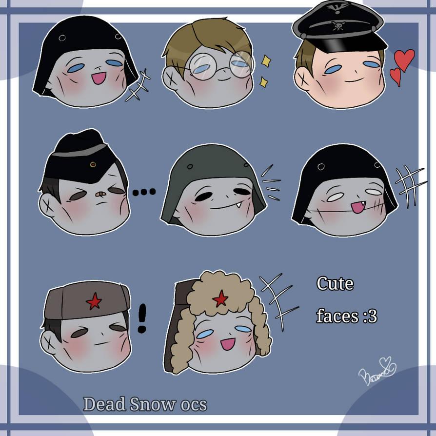{ Cute faces UwU }