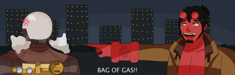 Bag of Gas!!
