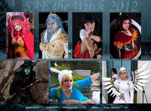 sae cosplays 2012