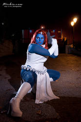 Mystique by saethewitch