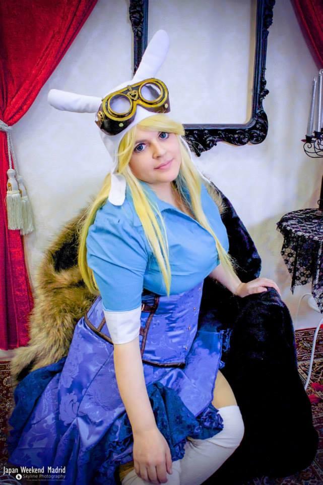 Fionna Steampunk by saethewitch