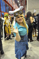 Fionna  in AAHpan Weekend