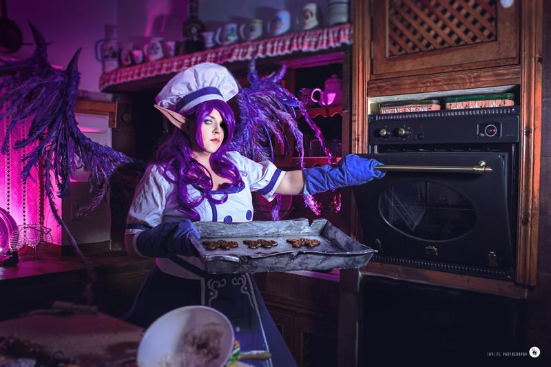 Lets bake some cookies by saethewitch