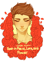 Rest in Peace, Love, and Power by Doppii