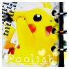 Pikachu Icon by milk-jun