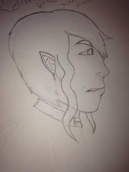 Rellik side profile