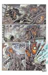 Godzilla vs. Hedorah, page 2.