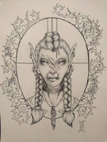 Druid by Myandra