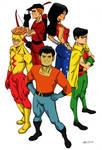 Colored Titans