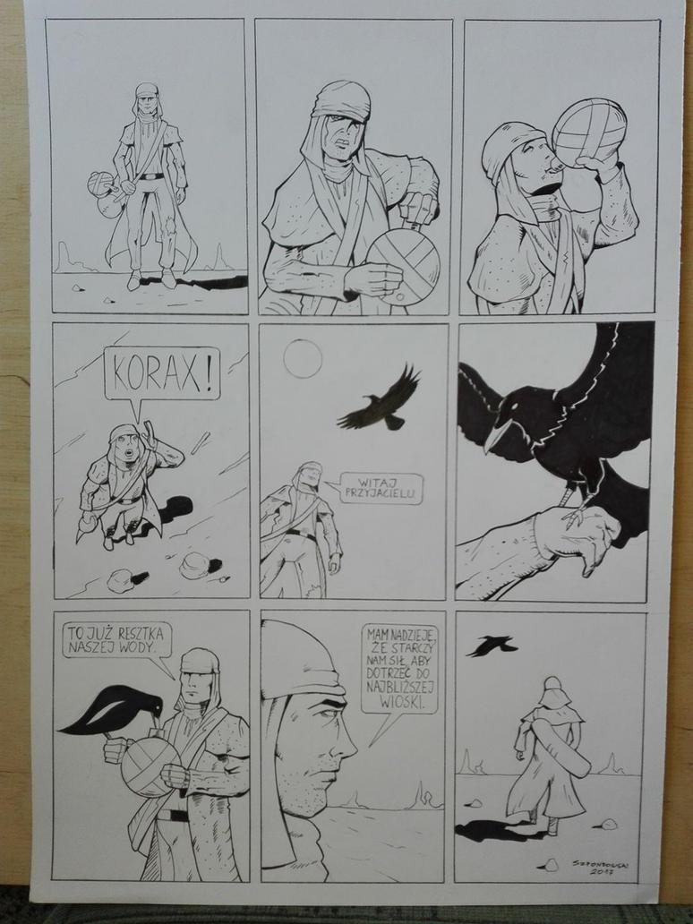 Komiks by Szpondi
