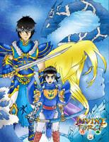 Marcos Water God by Tenchiasamiya