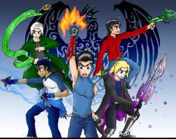 D. Destiny Attack by Tenchiasamiya