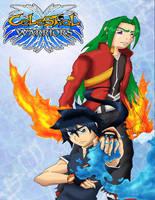 Celestial Warriors Covert 2 by Tenchiasamiya