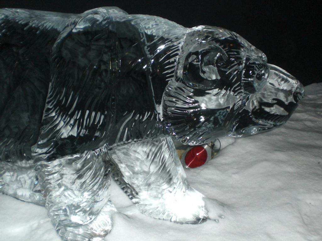 Impresionantes Esculturas de hielo