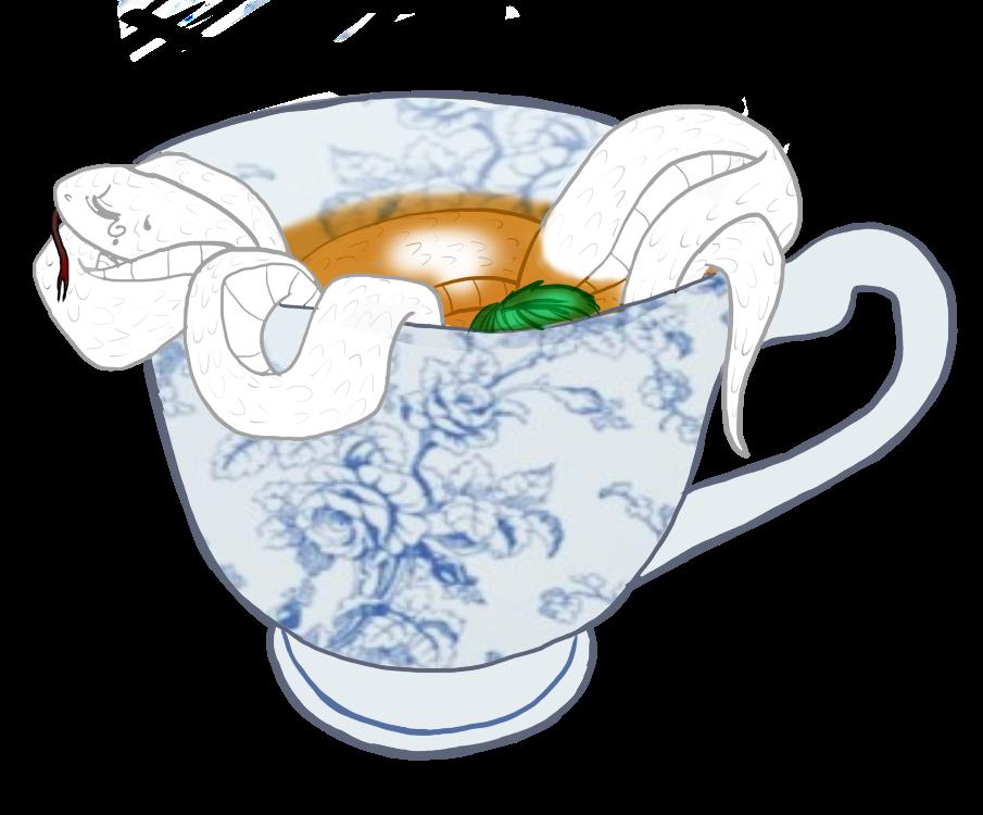 Tea cup soak by AskTheMaleficium