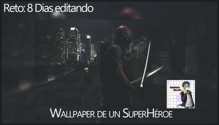 Dia cinco - Wallpaper de un super heroe M o DC