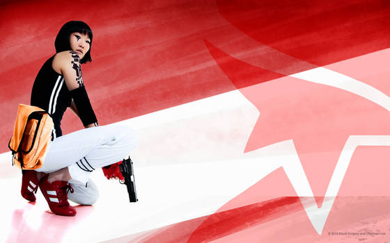 Mirror's Edge Wallpaper -1920x1200 by lille-eskimit