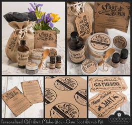 Package Design for Beauty Kit by lille-eskimit