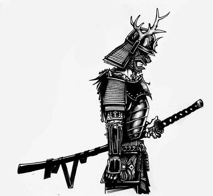 Bushido by archetype--
