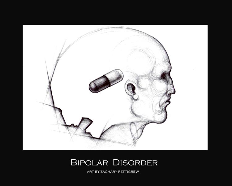 Bipolar Disorder By Archetype On Deviantart