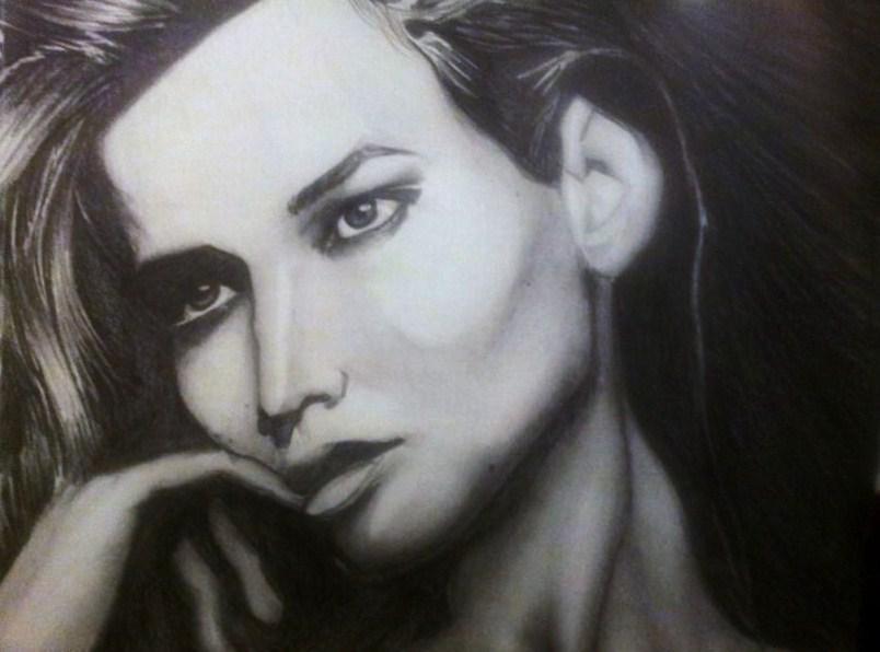 Jennifer Lawrence by SeleanRidley