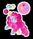 Mlp Next gen Pinkie pie