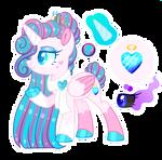 Mlp Next gen Flurry heart (Redesign)