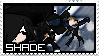 Stamp Test :T Shade by kaithehedgehog