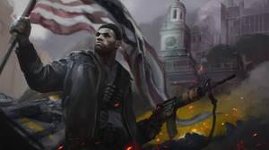 Homefront: the  Revolution by Taystamah