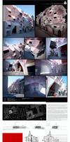 gallery of modern art, olomouc by Raven30412