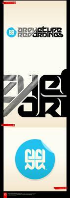 archetype recordings logo+type