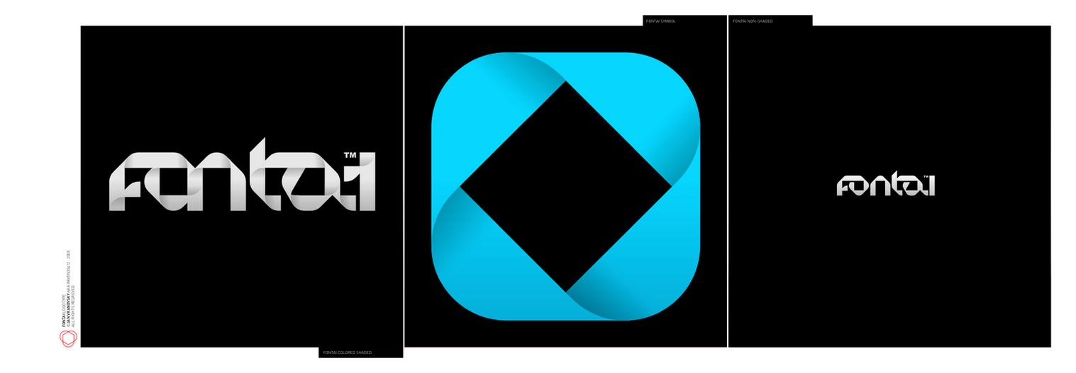 fontai logotype by Raven30412