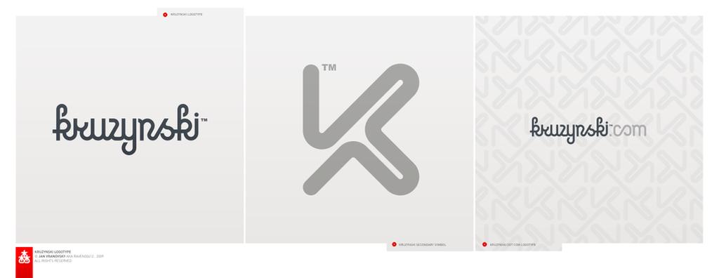 kruzynski logotype by Raven30412