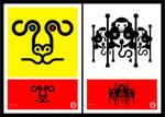asian ape invasion