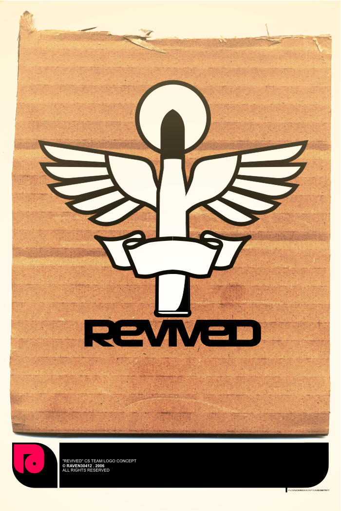revived logo by Raven30412