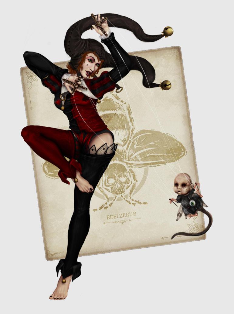 the Plaguebearer by draven-mors