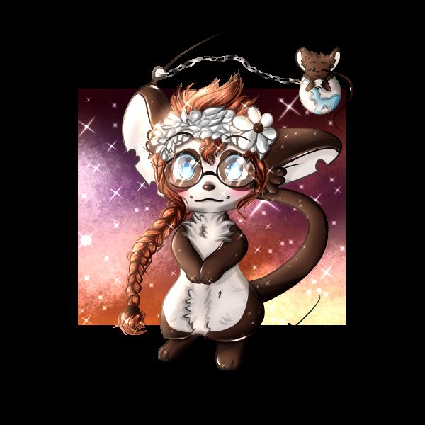 [Transformice] Panda Mouse by bbdeea