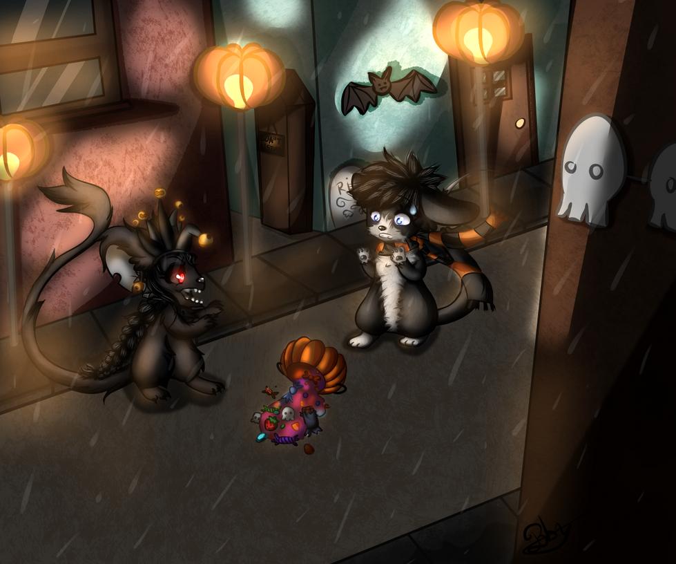 Halloween Request by bbdeea