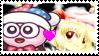 MarxFlan Stamp by JelliPuddi