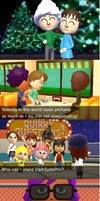 Crud that happens  in Tomodachi Life by JelliPuddi