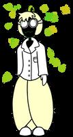 Professor Fringe by JelliPuddi